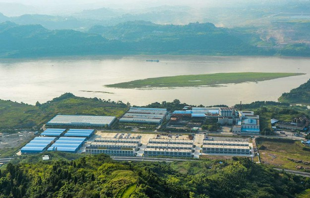 龙桥工业园